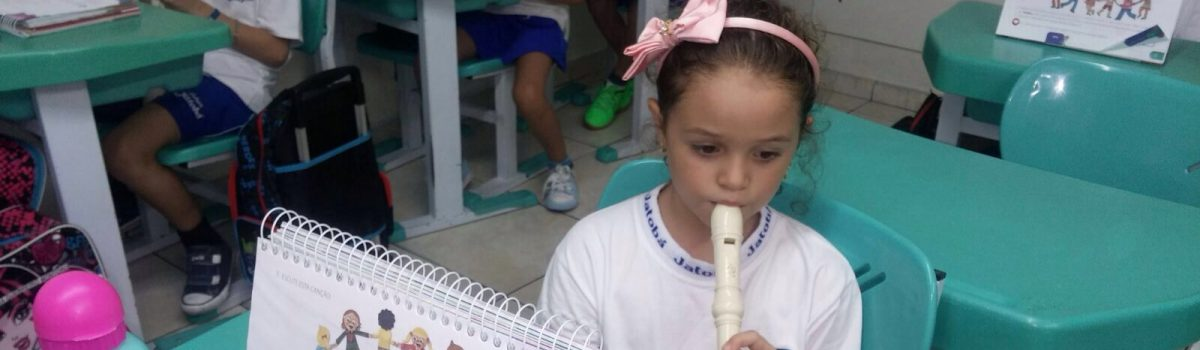 Aulas de Flauta Doce