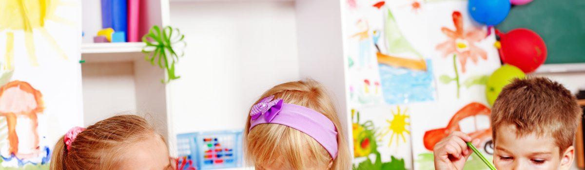 Incentivo a atividades de arte para crianças