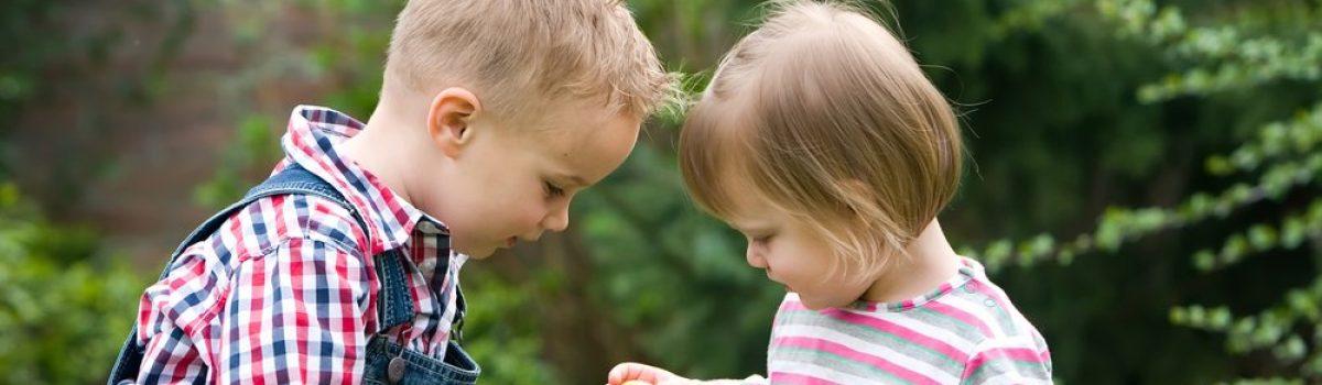 Desenvolvendo a gentileza nos pequenos