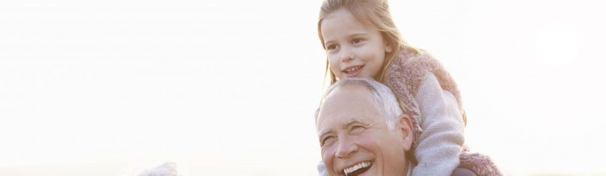 26 de junho: Dia dos Avós
